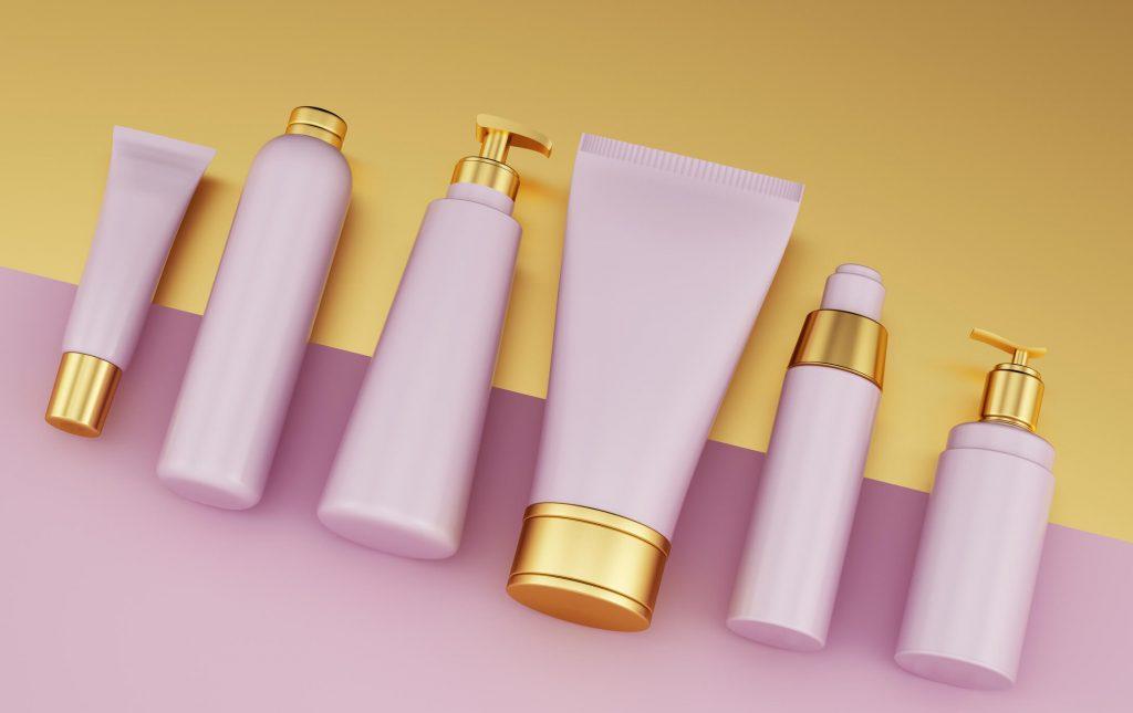 Opakowania kosmetyków
