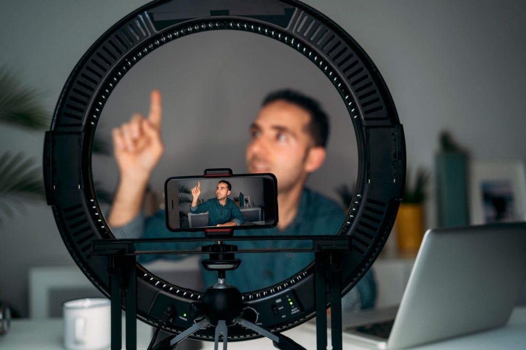 Nagrywanie filmiku